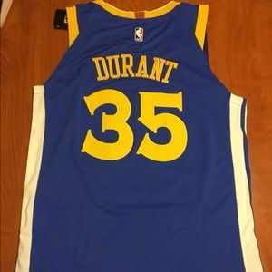 Other - Golden state warriors Kevin Durant jersey